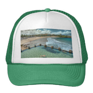 Not a care in the world- Coogee, Australia Trucker Hat