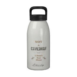 Not A Caveman Reusable Water Bottle