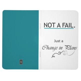 Not A Fail Notebook Journals
