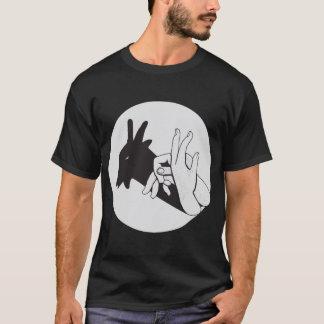 Not A Gang Sign For Goats T-Shirt
