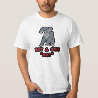 """Not a Gym """"Rat"""" - Gorilla T-Shirt"""