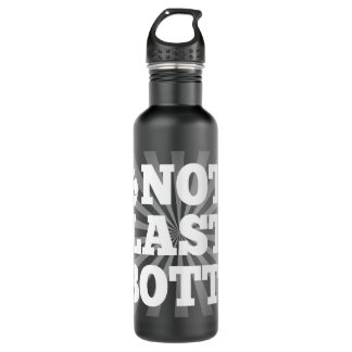 Not a Plastic Bottle, Recycled Personalized Water