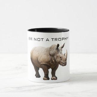 Not a Rhino Trophy Mug