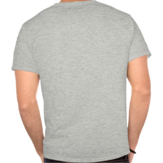 Not Aborted Friends Men s T-Shirt -Gray - Back