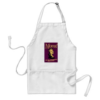 Not all Moms wear Supercapes Standard Apron