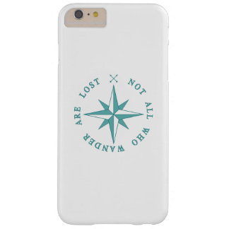 Not All Who Wander Are Lost Barely There iPhone 6 Plus Case