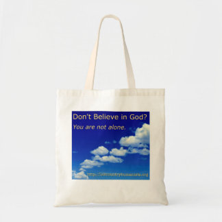 """""""Not Alone"""" Tote"""