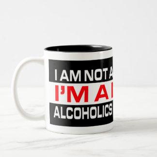 Not An Alcoholic Mug Gift