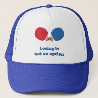 Not an Option Ping Pong Trucker Hat