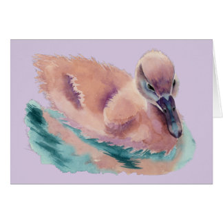 """""""Not an Ugly Duckling"""" Card"""