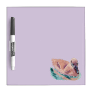 """""""Not an Ugly Duckling"""" Dry-Erase Whiteboards"""