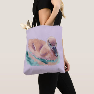 """Not an Ugly Duckling"" Tote Bag"