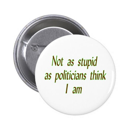 Not as stupid buttons