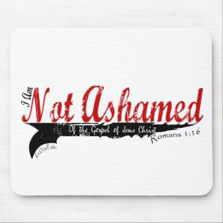 Not Ashamed Mousepads
