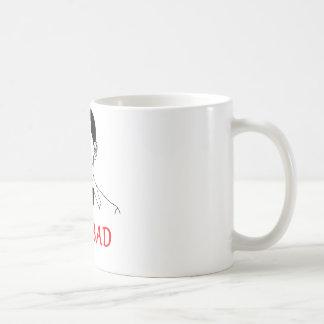 Not bad - meme classic white coffee mug