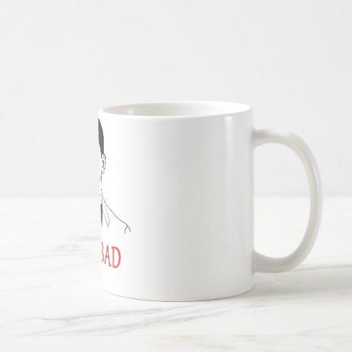 Not bad - meme mug