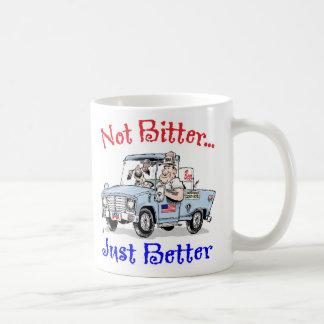 Not Bitter Coffee Mug