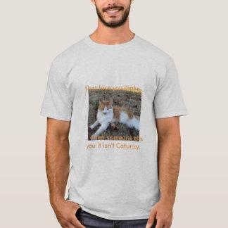 Not Caturday? T-Shirt