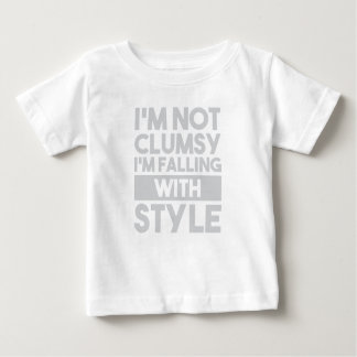 Not Clumsy Baby T-Shirt