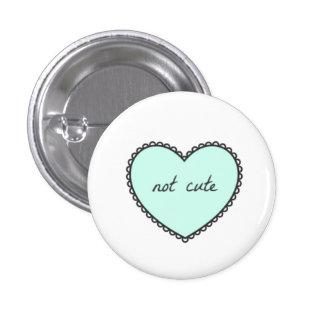 Not Cute Button