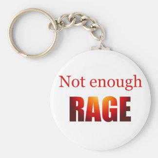 Not enough rage keychain