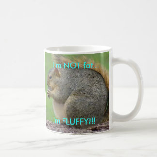 Not Fat (mug) Coffee Mug