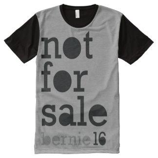 Not For Sale - Bernie Sanders Shirt