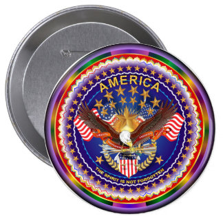 Not Forgotten America Set See Notes Pinback Button