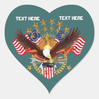 Not Forgotten Heart Only See Notes Heart Sticker