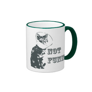 Not Funny Coffee Mug