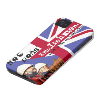 NOT GODS ENGLISHMEN... iPhone 4 COVER