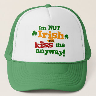 Not Irish $17.95 (11 colors) Collectible Art Hat