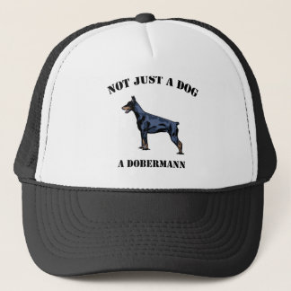 Not Just a Dog Trucker Hat