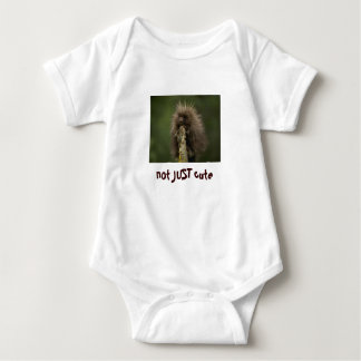 not JUST cute Baby Bodysuit