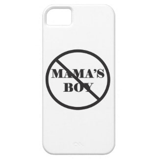 Not Mama's Boy phone case