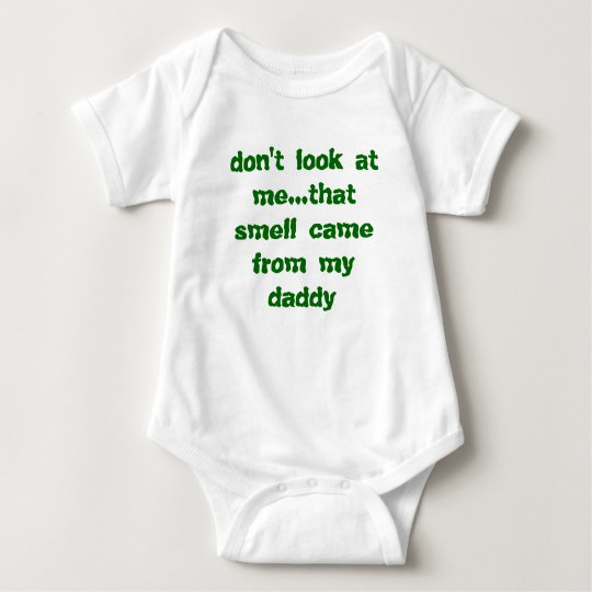 not me baby bodysuit
