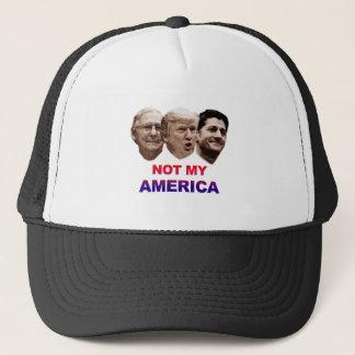 Not My America Trucker Hat