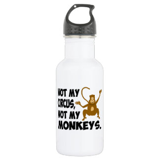 Not My Circus 532 Ml Water Bottle