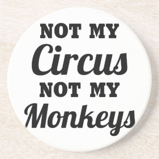 Not My Circus Coaster