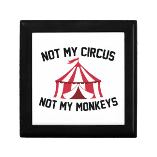 Not My Circus Gift Box
