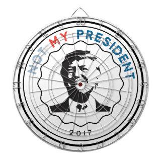 Not my President 2017 Dartboard