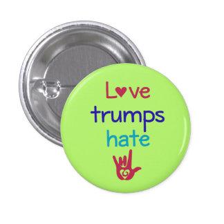 Not My President Never Trump Button