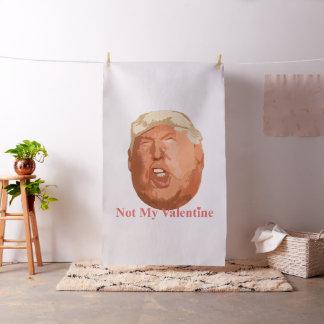 not my valentine fabric