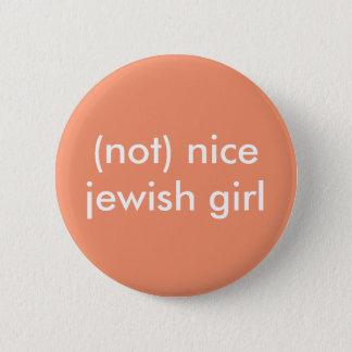 (not) nice jewish girl button