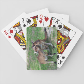 Not Now Skippy Playing Cards