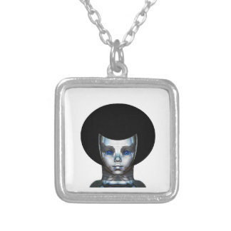 Not of this World Silver Plated Necklace