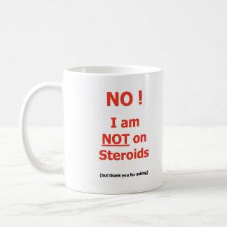 NOT on Steroids Mug