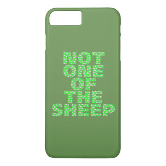 Not One of the Sheep iPhone 8 Plus/7 Plus Case