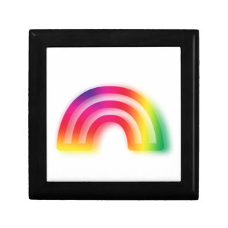 Not one or two, but three rainbows! gift box