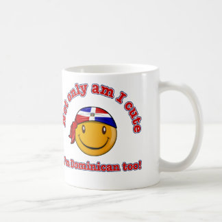 Not only am I cute I'm Dominican too! Coffee Mug